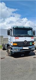 Mercedes-Benz Atego 1828, 1999, Demountable Trucks