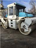 Bomag BW 184 AD, 2001, Twin drum rollers