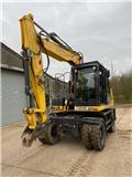 New Holland WE 150 B Pro, 2014, Mobilbagger