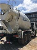 Howo 10M3, 2013, Concrete/mortar mixers