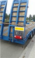 King st-3, 2007, Low loader-semi-trailers