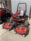 Toro GROUNDSMASTER 3500D, 2015, Mobil çim biçme makineleri