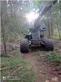 John Deere 1070 E, 2011, Harvester