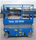 Genie GS 2032, 2008, Plataformas tijera