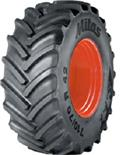 Mitas 600/70R28 SFT traktordäck, Wheels
