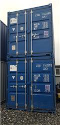 Förråd Sjöcontainer 20 fot, 2021, Shipping containere
