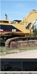 Caterpillar 375, 2005, Bagri goseničarji