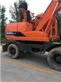 Doosan DH 150 W-7, 2010, Excavadoras de ruedas