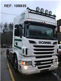 Scania R 560, 2012, Vilcēji