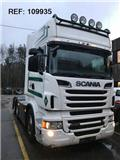 Scania R 560, 2012, Tracteur routier