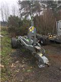 Botex Hooklift, 2015, Forest trailers