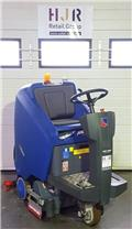 Dulevo H 610 R, 2010, Combination sweeper scrubbers