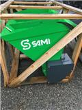 Sami SL-1500, 2018, Zand- en zoutstrooimachines