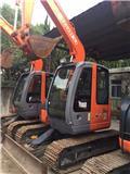 Hitachi ZX 75, 2012, Mini excavators  7t - 12t