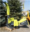 Junkkari HJ 250G rozdrabniacz gałęzi、2019、林業其他機械設備