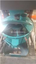 Constmach Concrete Mixer - Pan Mixer For Sale、2021、コンクリート・ミキサー車