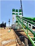 Fabo POWERMIX-130 STATIONARY CONCRETE MIXING PLANT, 2019, Concrete Equipment