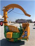 Heizohack HM 6-300, 2017, Wood Chippers