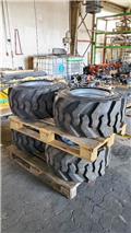 Mitas Komplette Räder 31x15.5-15 (Kubota Giant), 2019, Tyres, wheels and rims