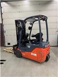 Toyota 8 FB ET 16, 2012, Electric forklift trucks