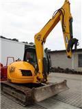 JCB 8080, 2006, Crawler excavators