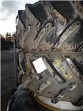 Michelin 480/65R28, Ikerkerekek