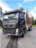 Volvo FH13, 2014, Transportes de madera