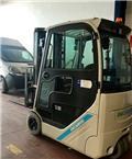 Unicarriers AG2N1L16Q, Carretillas eléctricas, Almacenaje