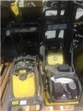 Wacker Neuson WP1550AW, 2014, Plate Compactors