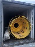 Drehteller / Casing drive adaptor BAUER 1630 mm -1, 2021, Accesorios para equipo de pilotaje / partes de repuesto