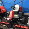 Jacobsen TR3, 2008, Fairway klippere