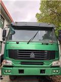 Howo 8x4 dump truck、サイト ダンプ