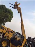 JCB 9482, 2009, Bộ điều khiển thu duỗi ống lồng