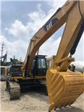 Caterpillar 320 B L, 2010, Crawler excavators