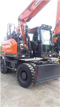 Doosan DX 165 W-5, Uthyres, 2019, Wheeled Excavators