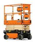 JLG 1932R, Scissor lifts, Construction