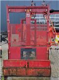 BvL Topstar 195, 2007, Equipos para descarga en silos