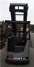 Nissan UNS141 DTFVRE873, Wózki widłowe wysokiego składowania, Magazynowanie