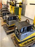 Wacker Neuson DPU5545HE, 2016, Compactadores de suelo