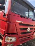 Howo 371 dump truck, 2014, Site dumpers