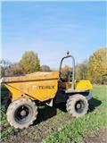 Terex PT 6000, 2007, Väikekallurid