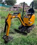 JCB 8008, 2017, Mini excavators < 7t (Mini diggers)