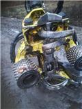 Timberjack 742, 2001, Agaç kesme robotlari