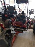 Toro GREENSMASTER FLEX 21, 2010, Riding mowers