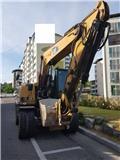 Caterpillar 313 D, 2013, Wheeled excavators
