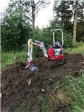 Takeuchi TB210 Uthyres, 2018, Mini Excavators < 7T (Mini Diggers)