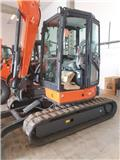Hitachi ZX 55 U-5, 2019, Mini excavators < 7t (Mini diggers)