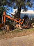 Ahma Kaivuri,traktoriin, Muud laadimise ja kaevamise seadmed