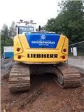Liebherr 914 compact with oil quick rototilt, 2015, Crawler excavators