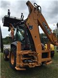 Case 580 ST, 2016, Backhoe Loaders